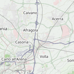 Interactive Map of Naples - Search Touristic Sights  Hiking