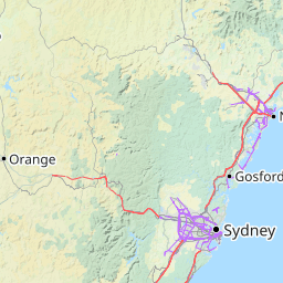 Australia Interactive Map.Interactive Map Of Australia Search Landmarks Hiking And Biking