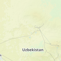 Interactive Map Of Uzbekistan Search Landmarks Hiking And - Uzbekistan interactive map