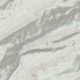 ViewRanger - Appalachian Trail: US 460 to VA 635 - Hiking route in ...