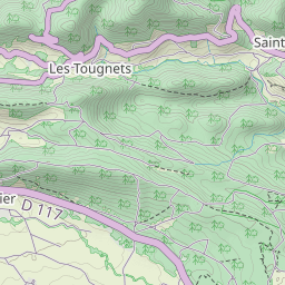 Street Map Of Quillan France.Viewranger Six Puivert To Quillan Walking Route In Puivert