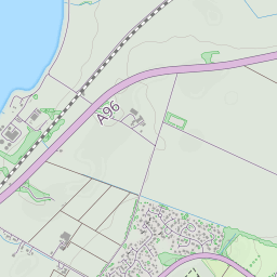 ViewRanger - Culloden Circuit - Trail Running route in Smithton