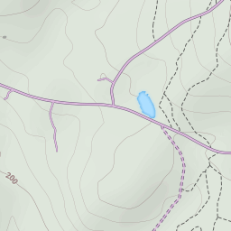 ViewRanger - North and South Uncanoonuc loop - Hiking route