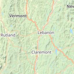 Vermont\'s Long Trail (2013.09 DoingMiles.com)